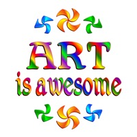 <b>ART IS AWESOME</B>