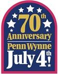 70th Annual July 4th