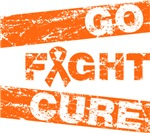 Leukemia Go Fight Cure Shirts