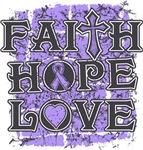 General Cancer Faith Hope Love Shirts