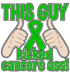 Bile Duct Cancer This Guy Kicked Cancer Shirts