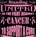 Breast Cancer Standing United Shirts