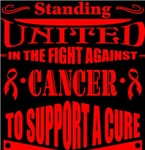 Blood Cancer Standing United Shirts