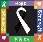 Carcinoid Cancer Courage Hope Shirts