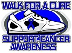 Rectal Cancer Walk For A Cure Shirts