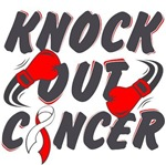 Knock Out Squamous Cell Carcinoma Shirts