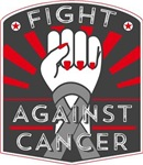 Fight Against Brain Cancer Shirts