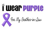 I Wear Purple For My Brother-in-Law