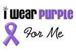 I Wear Purple For Me