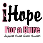 I Hope For a Cure Breast Cancer T-Shirts & Gifts