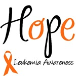 Hope Leukemia Awareness T-Shirts & Gifts