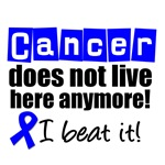 Cancer Does Not Live Here Anymore T-Shirts & Gifts