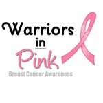 Warriors in Pink Breast Cancer T-Shirts & Gifts