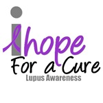 I Hope For A Cure (Lupus) T-Shirts & Gifts