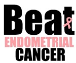 Beat Endometrial Cancer T-Shirts