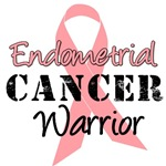 Endometrial Cancer Warrior T-Shirts