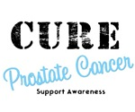 Cure Prostate Cancer Awareness T-Shirts