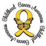 Childhood Cancer Awareness T-Shirts