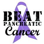Beat Pancreatic Cancer Awareness T-Shirts