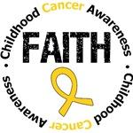 Childhood Cancer Faith Shirts & Gifts