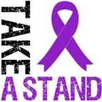 Take A Stand Pancreatic Cancer Shirts & Gifts