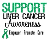 Support Liver Cancer Awareness Shirts & Gifts