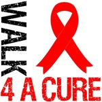 Heart Disease Walk For A Cure Shirts & Gifts