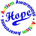 Autism Hope Awareness Shirts & Gifts