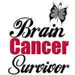 Brain Cancer Survivor Shirts & Gifts