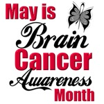 May is Brain Cancer Awareness Month Shirts & Gifts
