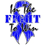 In The Fight To Win Colon Cancer Shirts