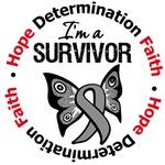 Brain Cancer SurvivorButterfly