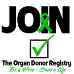 Be a Hero Join Organ Donor Registry Gifts
