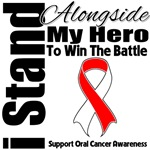 Oral Cancer I Stand Hero