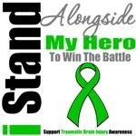 TBI I Stand Alongside My Hero