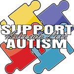Support Autism Puzzle