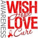 Aplastic Anemia Wish Hope Shirts