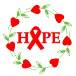 Blood Cancer Hope Hearts
