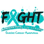 Fight Ovarian Cancer Cause Shirts