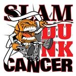 Slam Dunk Lung Cancer Shirts