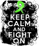 Muscular Dystrophy Keep Calm and Fight On Shirts