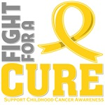 Childhood Cancer Fight For A Cure Shirts