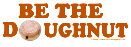 Be the Doughnut