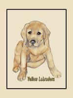 Please Click Here to See Yellow Labrador Items.