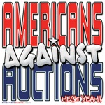 Americans Against Auctions [APPAREL]
