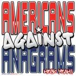 Americans Against Anagrams [SWAG]