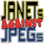 JANETs Against JPEGs [SWAG]