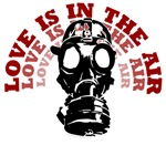 Love is in the air - get your gasmasks!