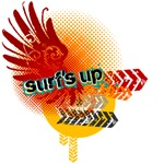 Surf's Up teeshirts