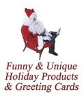 Funny Christmas & Holiday Products